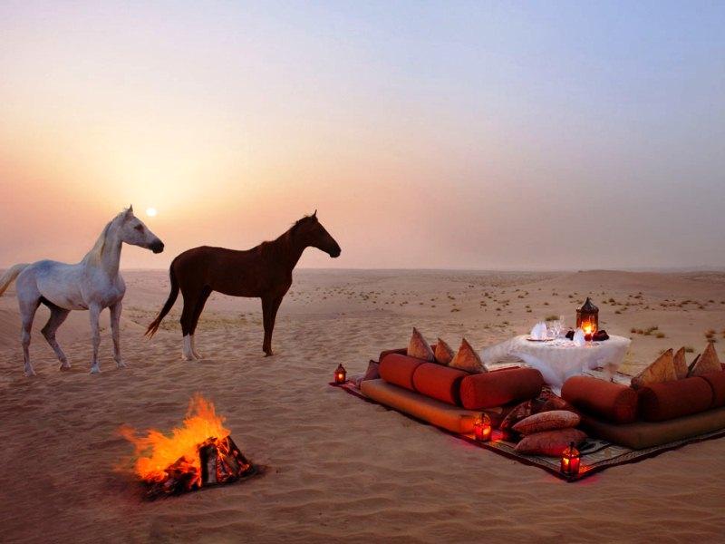 Γαμήλιο ταξίδι στο Ντουμπάι και το Άμπου Ντάμπι