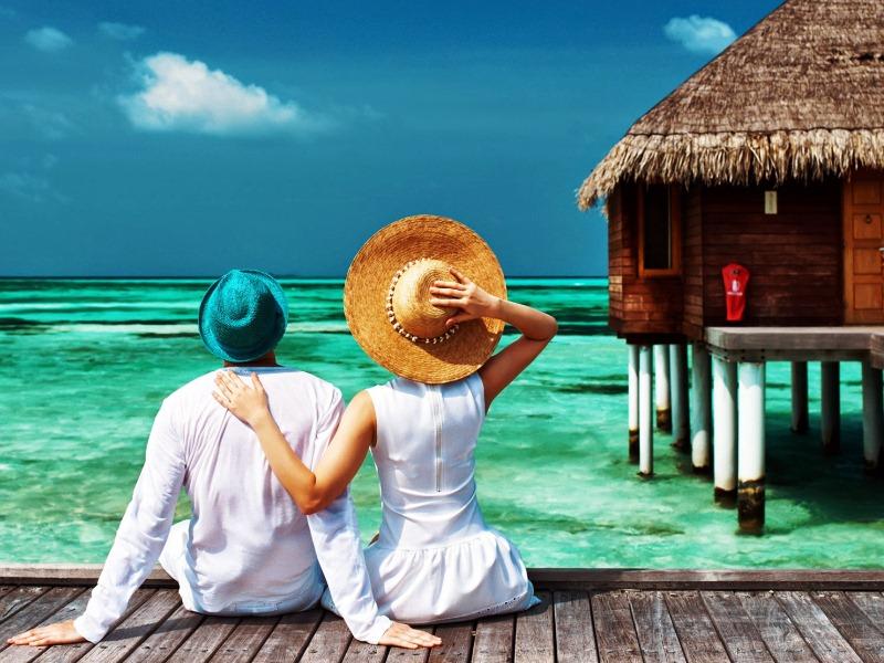 Γαμήλιο ταξίδι στις Μαλδίβες