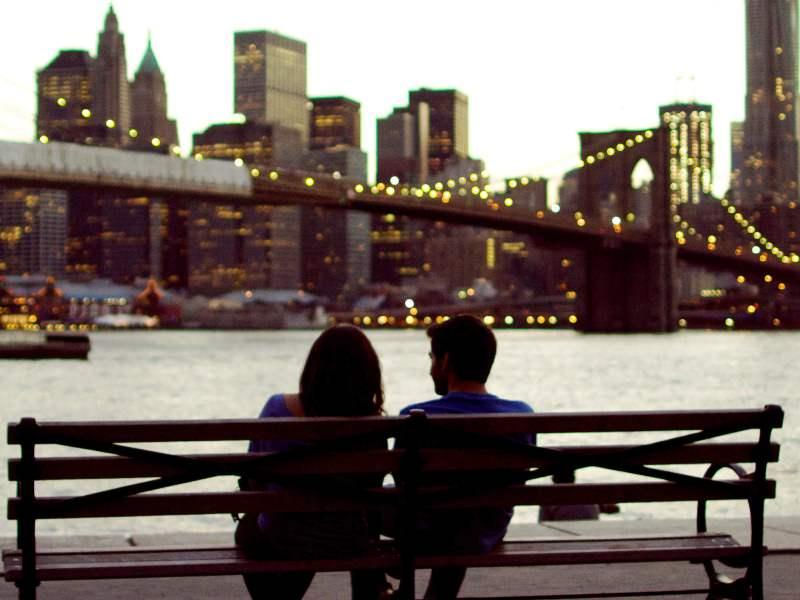 Γαμήλιο ταξίδι στη Νέα Υόρκη