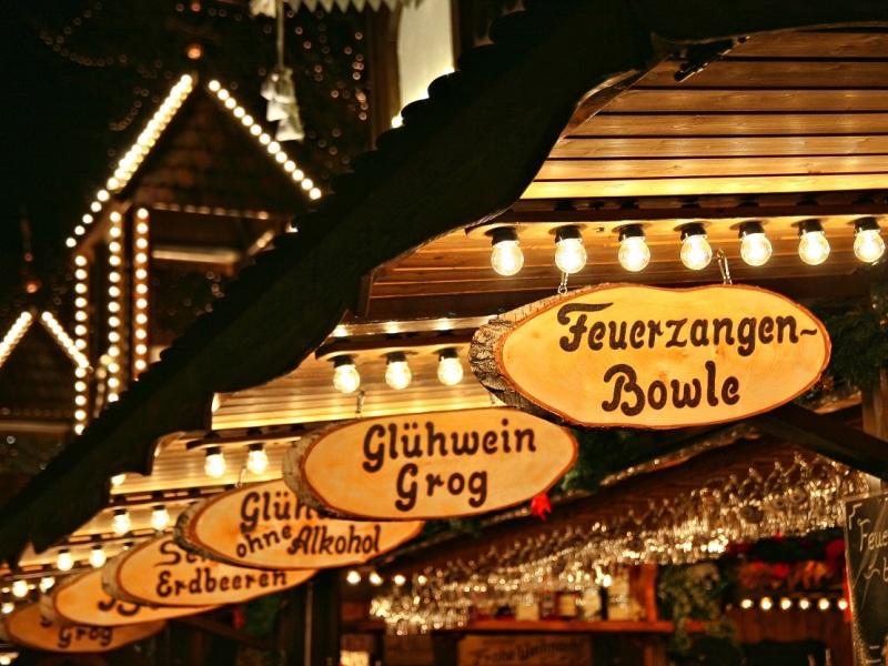 10 καλύτερες Χριστουγεννιάτικες αγορές στην Ευρώπη