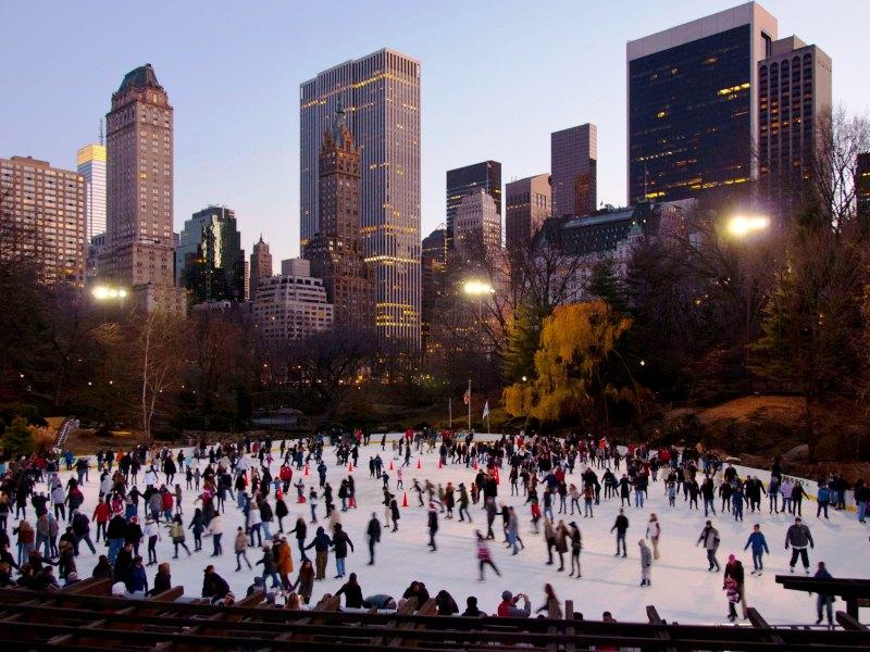 Γιατί να επιλέξετε τη Νέα Υόρκη τους χειμερινούς μήνες