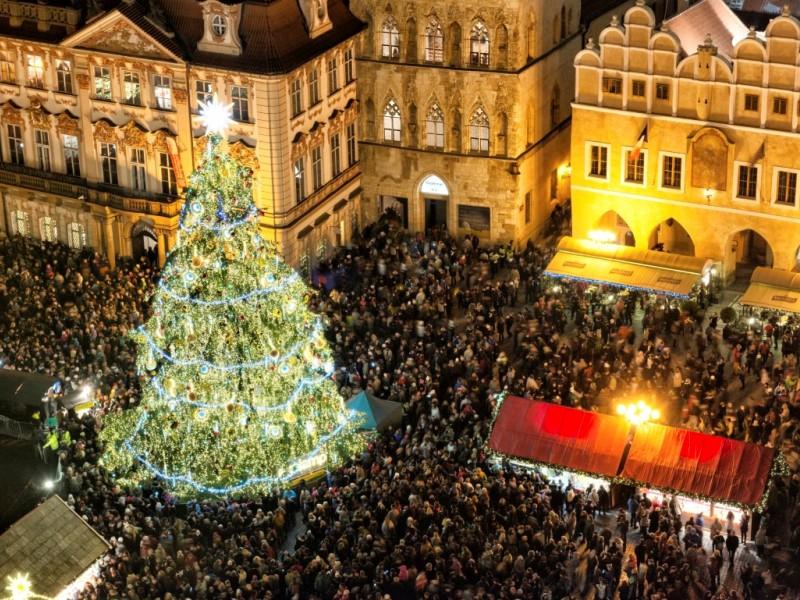 Χριστουγεννιάτικες Αγορές της Ευρώπης