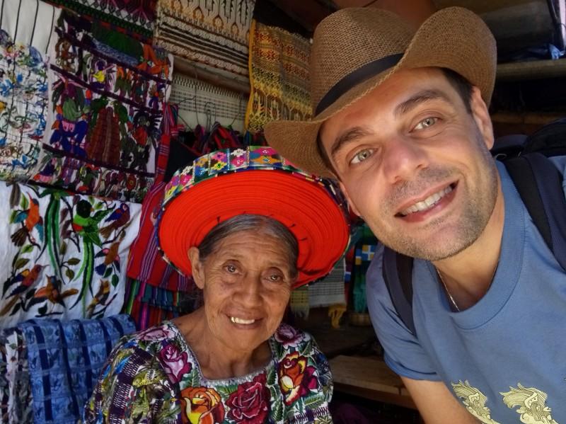 Φωτο-οδοιπορικό στην Γουατεμάλα & Μεξικό από τον Γιάννη