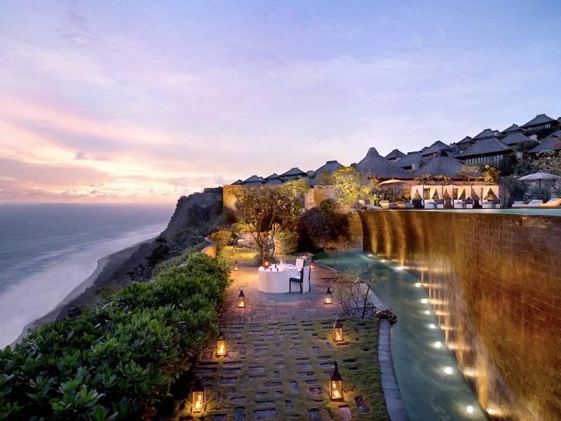 Πολυτελή ξενοδοχεία στο Μπαλί
