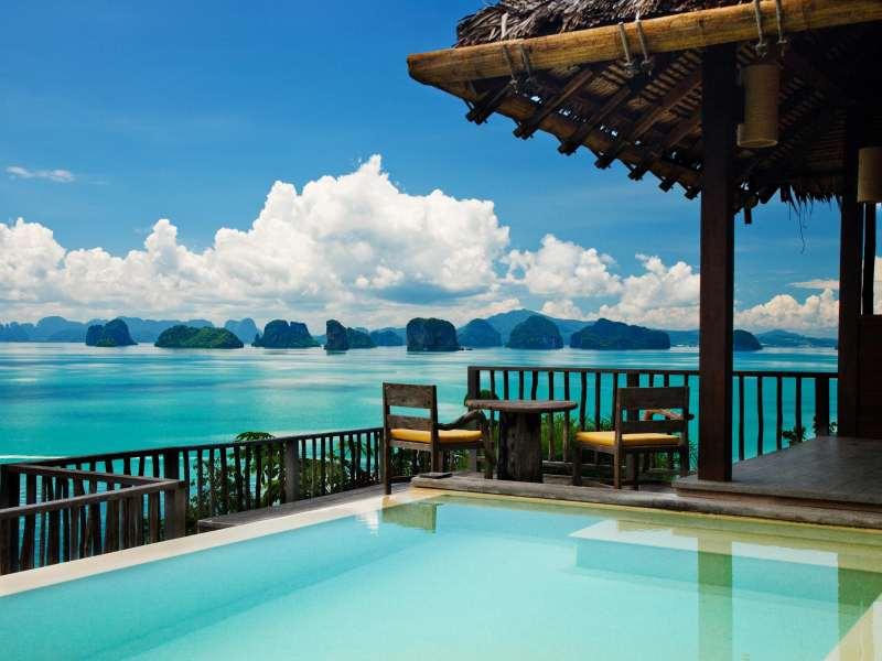 Πολυτελή θέρετρα στην Ταϋλάνδη
