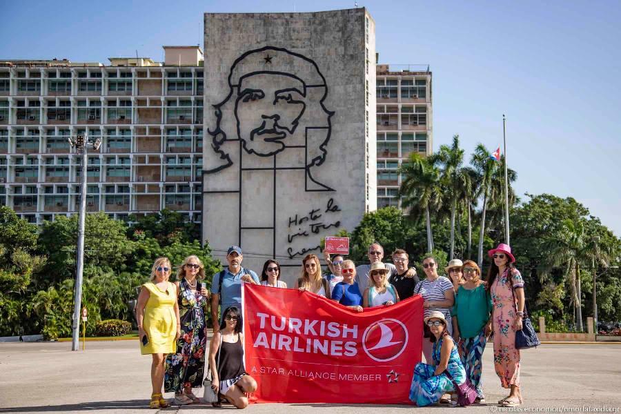 Εκπαιδευτικό ταξίδι στην Κούβα