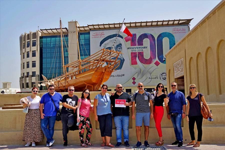 Εκπαιδευτικό ταξίδι στο Ντουμπάι
